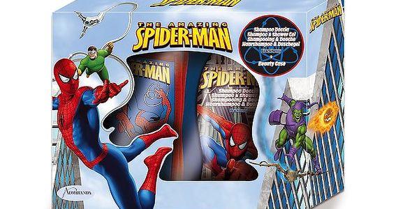 Spiderman dárková sada - sprchový gel+ toaletní voda 50 ml