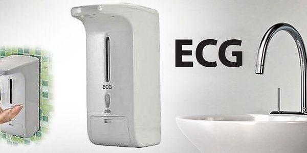 Bezdotykový dávkovač mýdla ECG BD 35