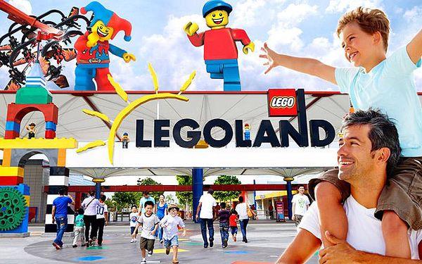 Jeden den v německém Legolandu - 2 termíny