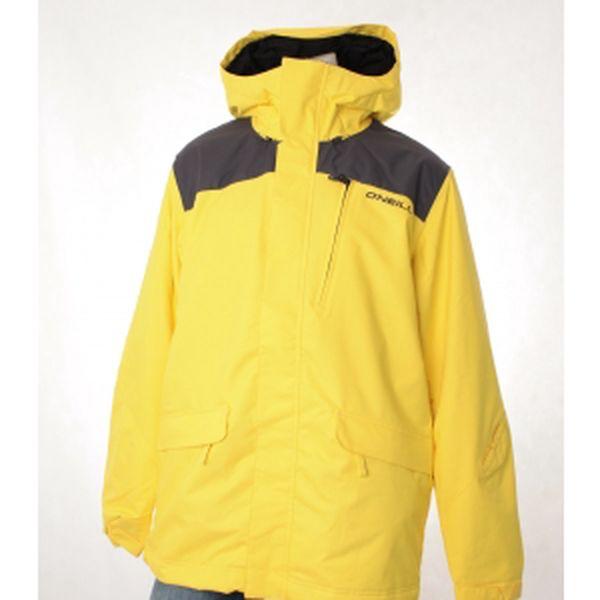 Zářivá pánská zimní bunda O´Neill PMFR HELIX JACKET na hory