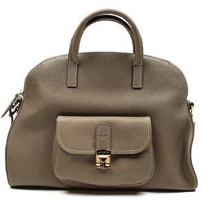 Dámská šedá kabelka s kapsičkou Acosta