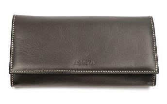Dámská černá peněženka Acosta