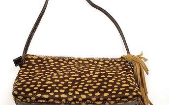 Dámská kabelka s leopardním vzorem Acosta