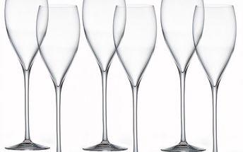 Ritzenhoff&Brecker Sklenice na šampaňské Magnifico 6 ks