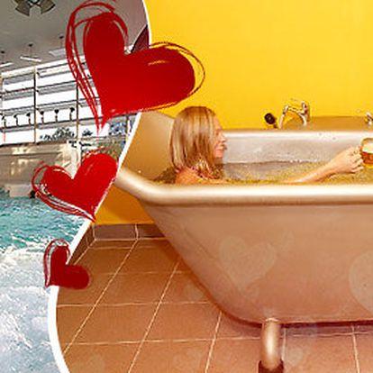 Pivní koupel, aquapark i masáž pro dva