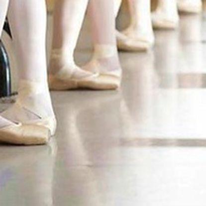 Základy baletu - klasického tance pro začátečníky, balíček 3 lekcí