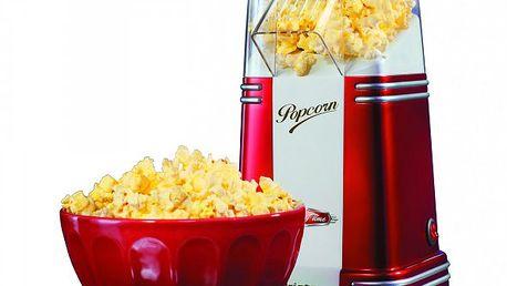 Výrobník popcornu Ariete 2952 se hodí do každé rodiny