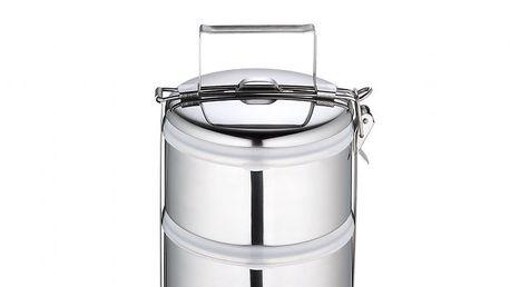 Küchenprofi nerezový nosič na jídlo, 2dílný