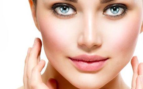 60 minutové kosmetické ošetření pleti s použitím biostimulačního laseru za skvělých 459 Kč!