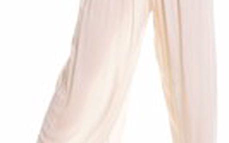 Vzdušné tělové letní kalhoty