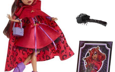 Monster High Exklusiv - exkluzivně krásná panenka Riding Wolf