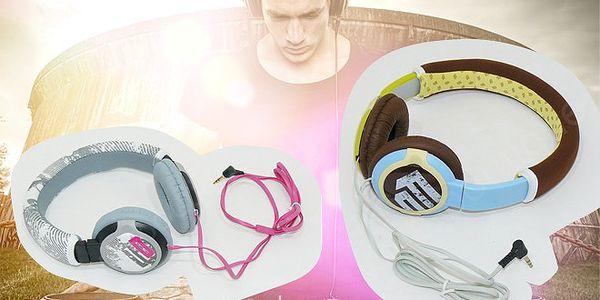 Jedinečná stereofonní sluchátka s 47% slevou!