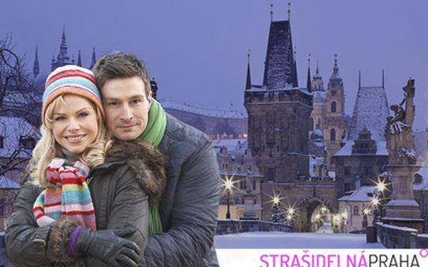 Valentýnská procházka aneb láska v Praze od 169 Kč! Volná místa: 21.2. od 18 hod a 22.2. od 15 hodin!