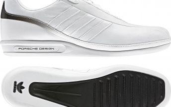 Pánská obuv na volný čas - Adidas PORSCHE DESIGN SP1 white/black/white