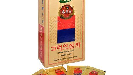 Korejský ženšenový čaj KGR 30 sáčků