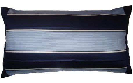 Elegante Navy Regatta povlečení na polštář 80x40