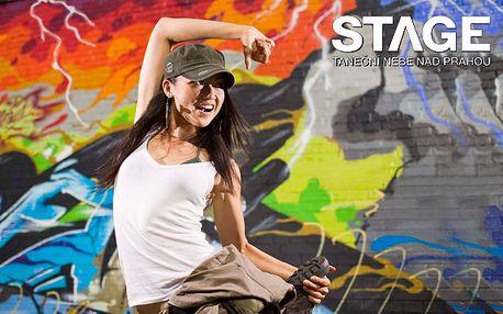 5 nebo 10 lekcí v Tanečním studiu STAGE