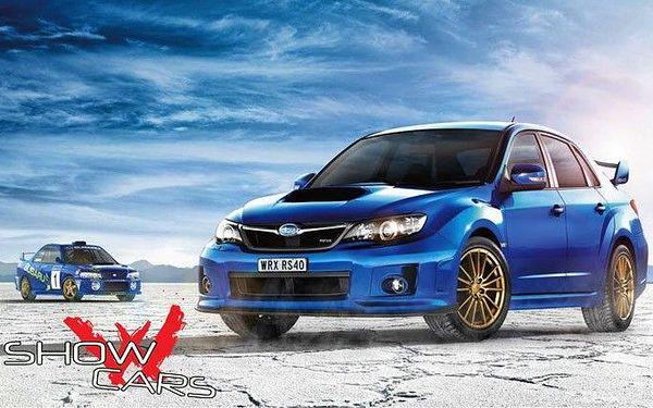 Rallye Challenge v Subaru Impreza na 30 minut
