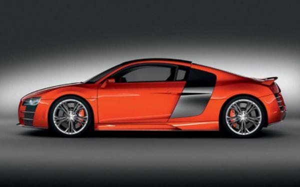 Sleva až -60% na půjčení supersportovního Audi R8! Chtěli jste vždy řídit takto nedupané auto? Teď je příležitost!