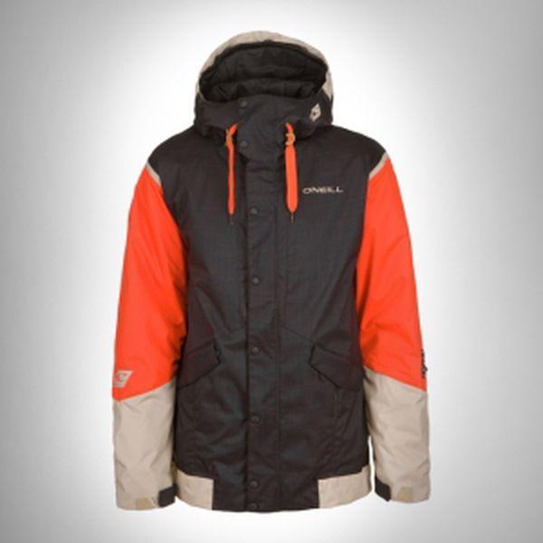 Pánská zimní bunda o´neill pmfr toots jacket na hory