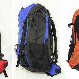Expediční batoh Snow Wind 50+5 l ve třech barvách. Do extrémních podmínek! Nepromokavý materiál, kompresní popruhy, ergonomické výztuže a odvětrávací systém bránící vlhkosti, batoh pro každou túru! Cena včetně poštovného!