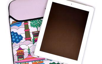 Originální obal na iPad / tablet Sky line od India Circus