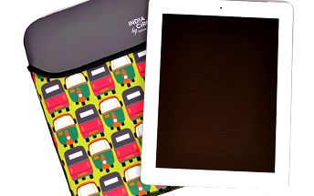 Originální obal na iPad / tablet Rickshaw od India Circus