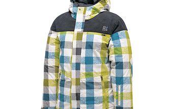 Kostkovaná zimní bunda od Regatta a Dare2b