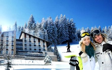 Zimní dovolená na ŠUMAVSKÉM ZADOVĚ s POLOPENZÍ, SAUNOU nebo VÍŘIVKOU a množstvím slev, na TŘI DNY jen za 1999 Kč PRO DVA! Hotel Zadov*** leží přímo uprostřed lyžařského areálu! Ideální pro aktivní odpočinek! Sleva 51%!