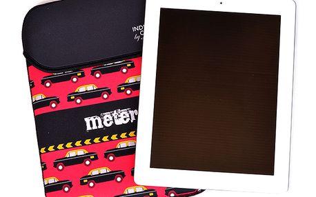 Parádní obal na iPad / tablet Meter Down