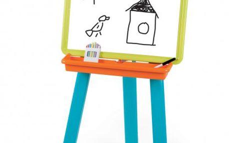 Smoby Tabule na kreslení 2v1, stojací - skvělý doplněk do každého dětského pokoje