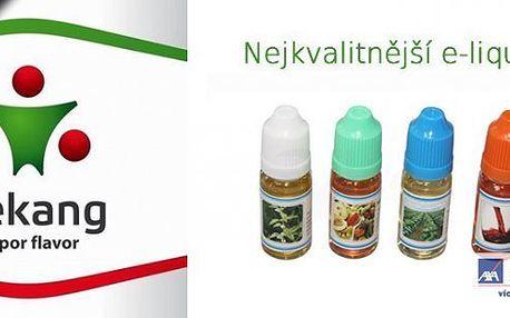 Kvalitní e-liquid do elektronických cigaret DEKANG - na výběr z 29 příchutí a 4 sil nikotinu! Nakombinujte si příchuť i sílu nikotinu u každého e-liquidu zvlášť! Vyberte si tu svou příchuť - Kiwi, Energy Drink nebo třeba čokoláda! Na výběr ze 6 variant balení!