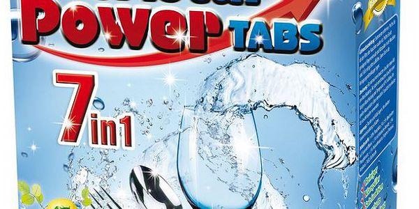 Cristal Power Tabs 25 - kvalitní tablety do myčky nádobí!
