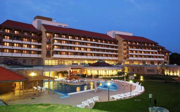 Uherská Tapolca - Hotel Pelion 4* - komfortní wellness pobyt pro dva s bohatou polopenzí na 4 dny * Vynikající ohlasy na pobyt