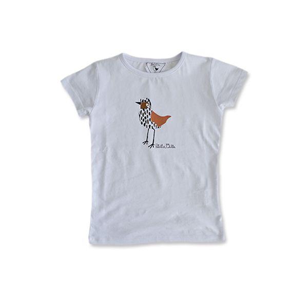 Klasické bílé tričko
