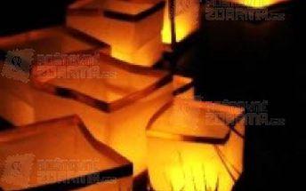 Romantický plovoucí lampion a poštovné ZDARMA s dodáním do 3 dnů! - 10307914
