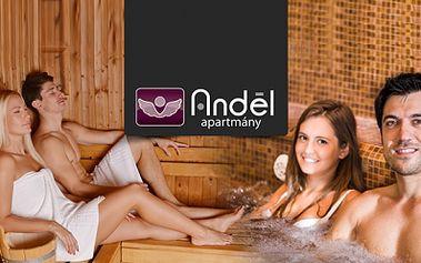 Nadstandardní wellness služby za bezkonkurenční cenu! 90minutový vstup do privátního relax centra pro 2 osoby jen za 599 kč! 4metrová vířivka, finská sauna, ochlazovací bazének a odpočinková místnost!