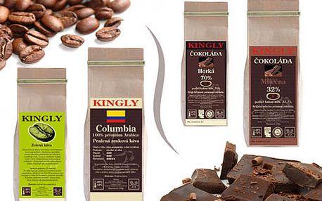 Skvelá káva a čokoláda