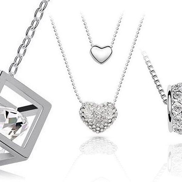 Šperky se Swarovski Elements