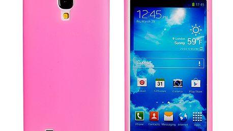 Silikonové pouzdro na Samsung Galaxy S4/ I9500 - 2 barvy a poštovné ZDARMA! - 5007930