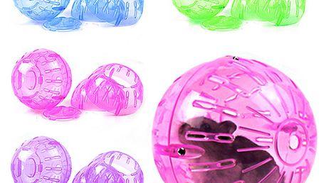 Plastová hrací koule pro křečky a poštovné ZDARMA! - 8407903