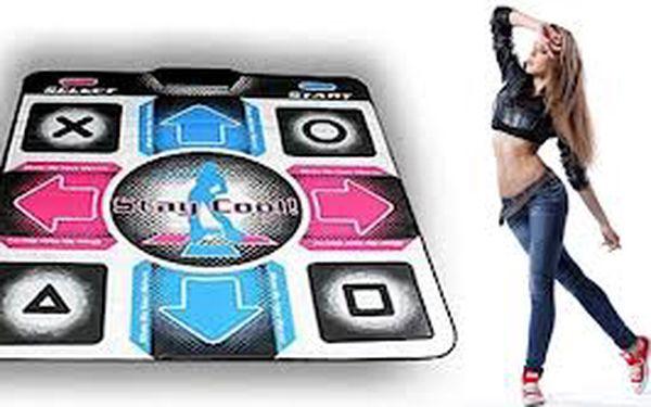 Rodinný HIT! S taneční podložkou X-treme Dance Pad do TV i PC si kdykoliv užijete spoustu zábavy! Pozvěte přátele a zatančete si!!