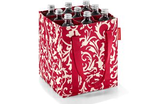 Bottlebag baroque ruby