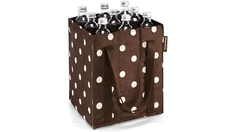 Bottlebag mocha dots