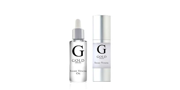 GOLD SERUMS SNAKE VENOM pleťový olej 30ml + GOLD SNAKE VENOM sérum 30ml