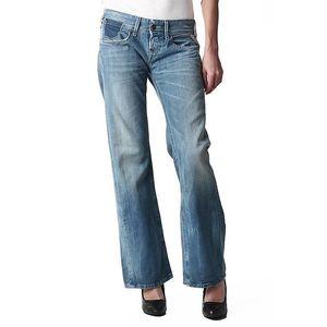 Dámské modré rozšířené džíny Replay