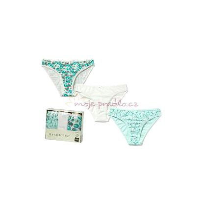 Dámské kalhotky Atlantic 3LP082 - 3 kusy