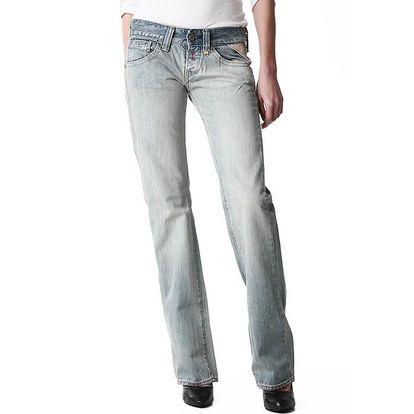 Dámské rovné světlé džíny Replay