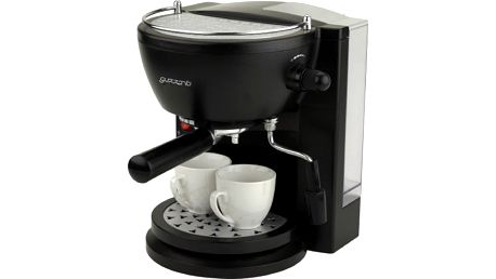 Pákové espresso Guzzanti GZ 21 s patentovaným termokrémovačem, který zaručuje výrobu bohaté pěny!