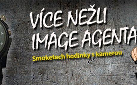 Hodinky Jamese Bonda: špionážní hodinky s kamerou!